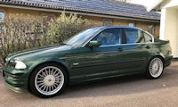 ALPINA B3 3.3 number 219 - Click Here for more Photos