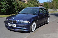 ALPINA B3 3.3 number 332 - Click Here for more Photos