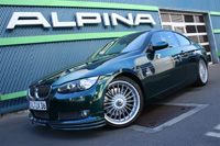 BMW ALPINA B3 Bi-Turbo Coupe No. 001