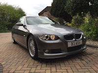 ALPINA B3 Bi-Turbo number 123 - Click Here for more Photos