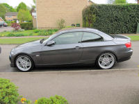 ALPINA B3 Bi-Turbo number 89 - Click Here for more Photos
