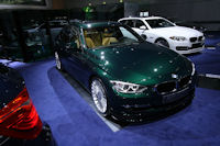 BMW ALPINA B3 Bi-Turbo Saloon (No. 040) Photos- Click to see bigger image