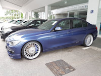 ALPINA B3 Bi Turbo number 105 - Click Here for more Photos