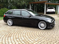 ALPINA B3 Bi Turbo number 29 - Click Here for more Photos
