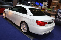 The all new BMW ALPINA B3 S Bi-Turbo Cabrio Photos- Click to see bigger image