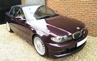 ALPINA B3 s number 101 - Click Here for more Photos
