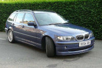 ALPINA B3 s number 104 - Click Here for more Photos