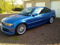 ALPINA B3 s number 109 - Click Here for more Photos