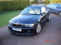 ALPINA B3 s number 117 - Click Here for more Photos