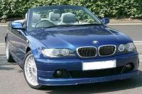 ALPINA B3 s number 125 - Click Here for more Photos