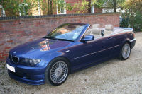 ALPINA B3 s number 126 - Click Here for more Photos
