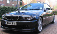 ALPINA B3 s number 133 - Click Here for more Photos