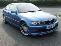 ALPINA B3 s number 144 - Click Here for more Photos