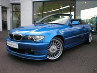 ALPINA B3 s number 159 - Click Here for more Photos