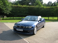 ALPINA B3 s number 179 - Click Here for more Photos