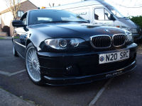 ALPINA B3 s number 194 - Click Here for more Photos