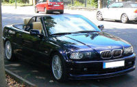 ALPINA B3 s number 19 - Click Here for more Photos