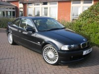 ALPINA B3 s number 20 - Click Here for more Photos