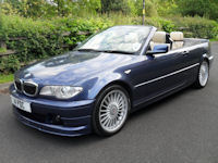 ALPINA B3 s number 233 - Click Here for more Photos