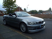 ALPINA B3 s number 235 - Click Here for more Photos