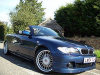 ALPINA B3 s number 236 - Click Here for more Photos