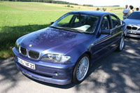 ALPINA B3 s number 238 - Click Here for more Photos