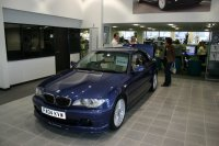 ALPINA B3 s number 244 - Click Here for more Photos