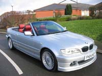 ALPINA B3 s number 250 - Click Here for more Photos