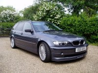 ALPINA B3 s number 29 - Click Here for more Photos