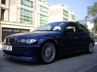 ALPINA B3 s number 318 - Click Here for more Photos