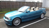 ALPINA B3 s number 34 - Click Here for more Photos