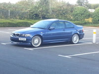 ALPINA B3 s number 42 - Click Here for more Photos