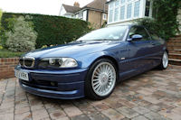 ALPINA B3 s number 5 - Click Here for more Photos
