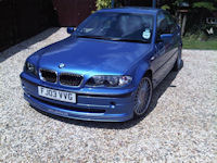 ALPINA B3 s number 62 - Click Here for more Photos