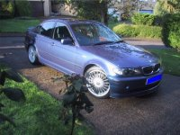 ALPINA B3 s number 63 - Click Here for more Photos