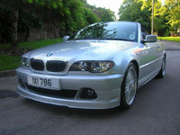 ALPINA B3 s number 68 - Click Here for more Photos
