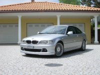 ALPINA B3 s number 75 - Click Here for more Photos