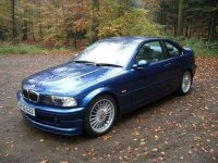 ALPINA B3 s number 8 - Click Here for more Photos