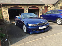 ALPINA B3 s number 89 - Click Here for more Photos