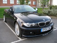 ALPINA B3 s number 97 - Click Here for more Photos