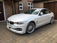 ALPINA B4 Bi-Turbo number 142 - Click Here for more Photos