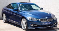 ALPINA B4 Bi-Turbo number 177 - Click Here for more Photos