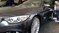 ALPINA B4 Bi-turbo number 182 - Click Here for more Photos