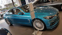 ALPINA B4 S Bi-Turbo number 230 - Click Here for more Photos