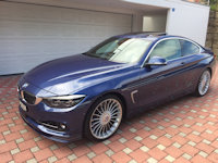 ALPINA B4 S Bi-Turbo number 241 - Click Here for more Photos