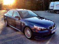 ALPINA B5 - number 1 - Click Here for more Photos