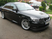 ALPINA B5 - number 170 - Click Here for more Photos