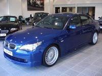 ALPINA B5 - number 180 - Click Here for more Photos