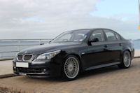 ALPINA B5 - number 222 - Click Here for more Photos