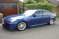 ALPINA B5 - number 251 - Click Here for more Photos